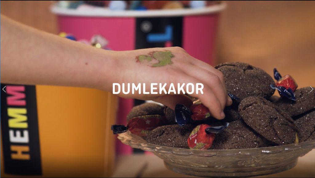 Dumlekakor cover