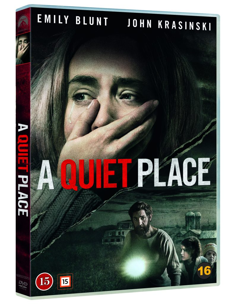 A qiuet place DVD-ps