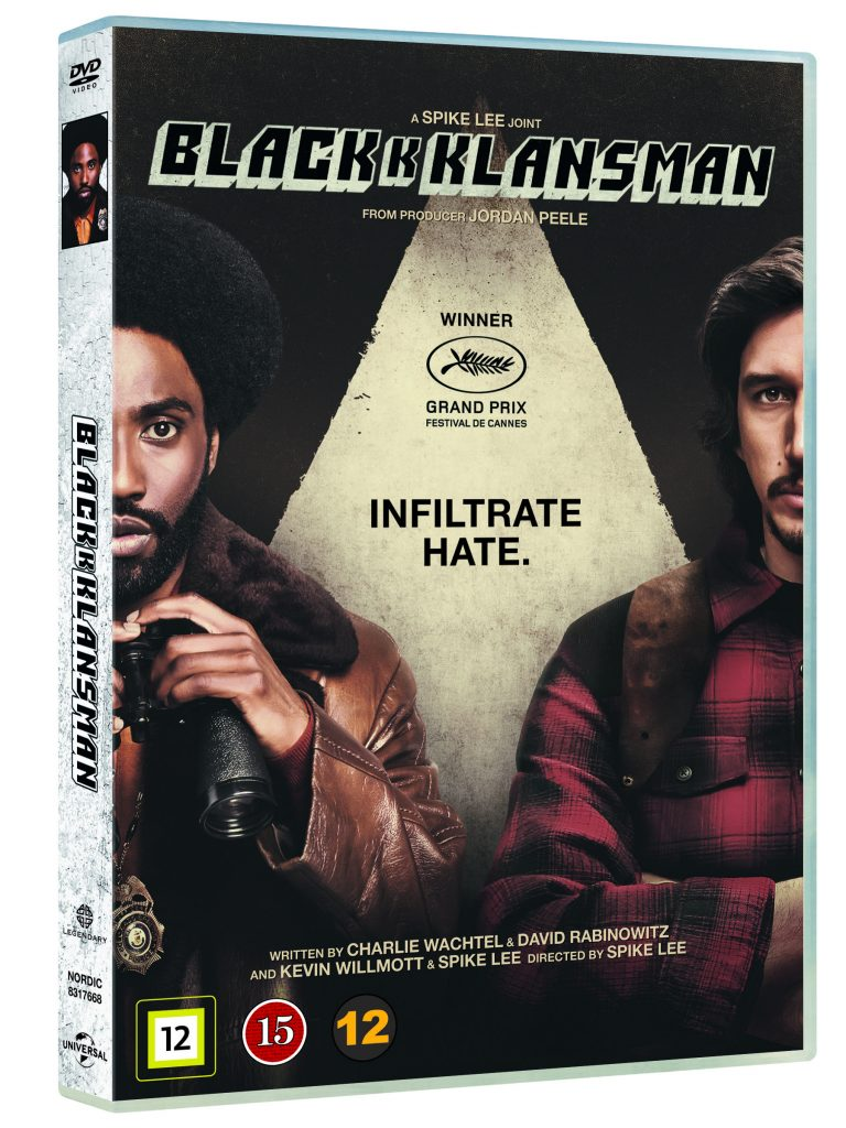 BLACKKKLANSMAN_DVD_8317668