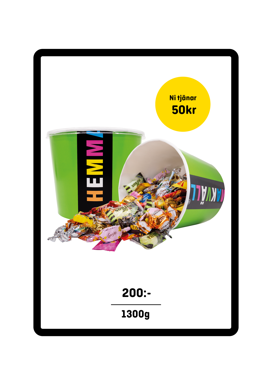 1300g Favoritmix