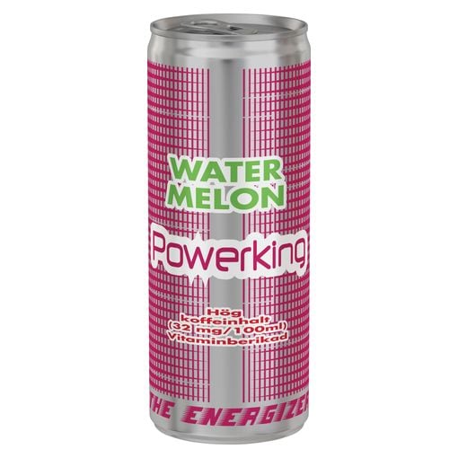 Powerking energy drink watermelon 25cl
