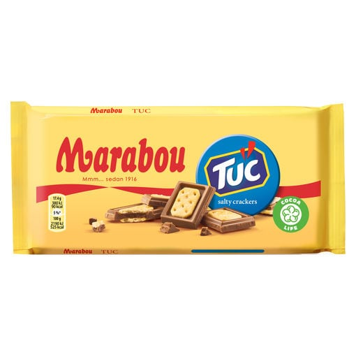 699196 - Marabou MILK & MINI TUC 18CA Film 87g Nordics  Alpha: 		Area/Country: 	Sweden Art Type: 	Packaging	Final Release Date: 	23/12/2015 Brand: 	Marabou	Category: 	Chocolate Component: 	Wrapper	Factory: 	N/A Net Weight - Size UOM Amt: 	87g	Net Weight - Size UOM Units: 	g PCM: 	Approval Loop	Prepress Location: 	8 Prepress Supplier: 	1	Product Description: 	MARAB 87G MILK & MINI TUC 18CA Art Number / Packaging Item Code: 	3044210	Region: 	European Union Repro Number: 	699196	Resource / Product / SKU Code: 	4012820 PO Number: 	4504754778	UPC/EAN: 	7622210294128 Is this a Re-design / Refresh to Existing? 	Yes	Previous Number of Separations Used: 	8 New Number of Separations Used: 	8	Colour Work: 	Not Approved PLR No: 	10237942 [4]	Follow Up Required By: 	 Design Meets De-complexity Guidelines: 	Compliant	FIC Labelling: 	LE / FIC Compliant K2M Update: 	Standard	Technical Drawing: 	100_120 F2L+P 206 x 193 mm 18.09 Order Recieved Date 	25/11/2015