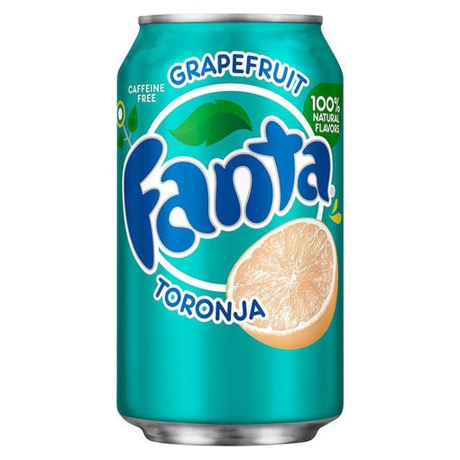 Fanta Toronja Grapefruit 35,5 cl