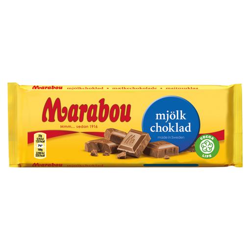 marabou mjölkchoklad 200 g kalorier