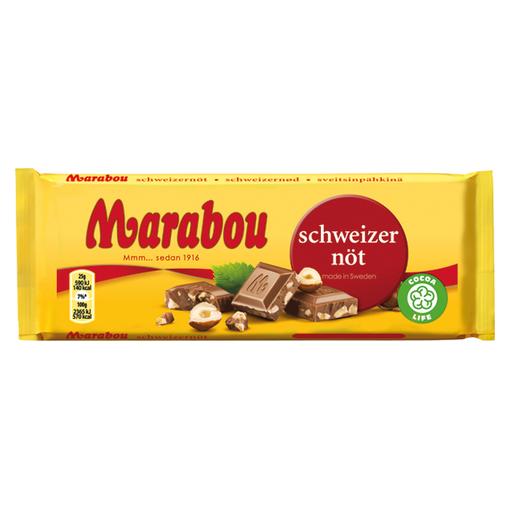 Marabou nöt