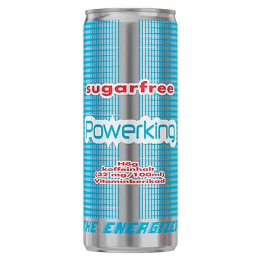 Powerking sugerfree