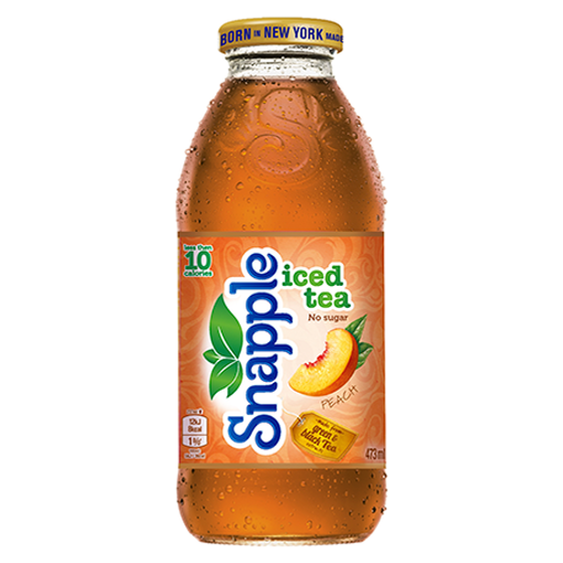 Snapple_peach_tea