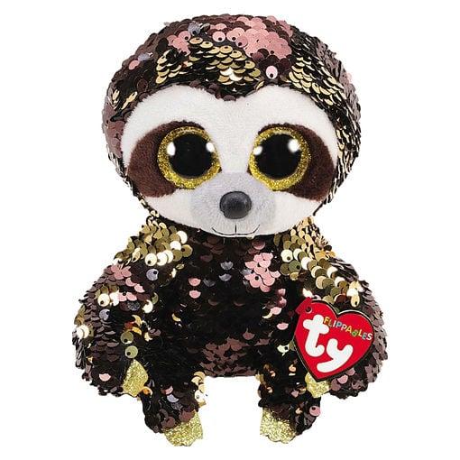 Flippables Dangler - Sequin Sloth Reg