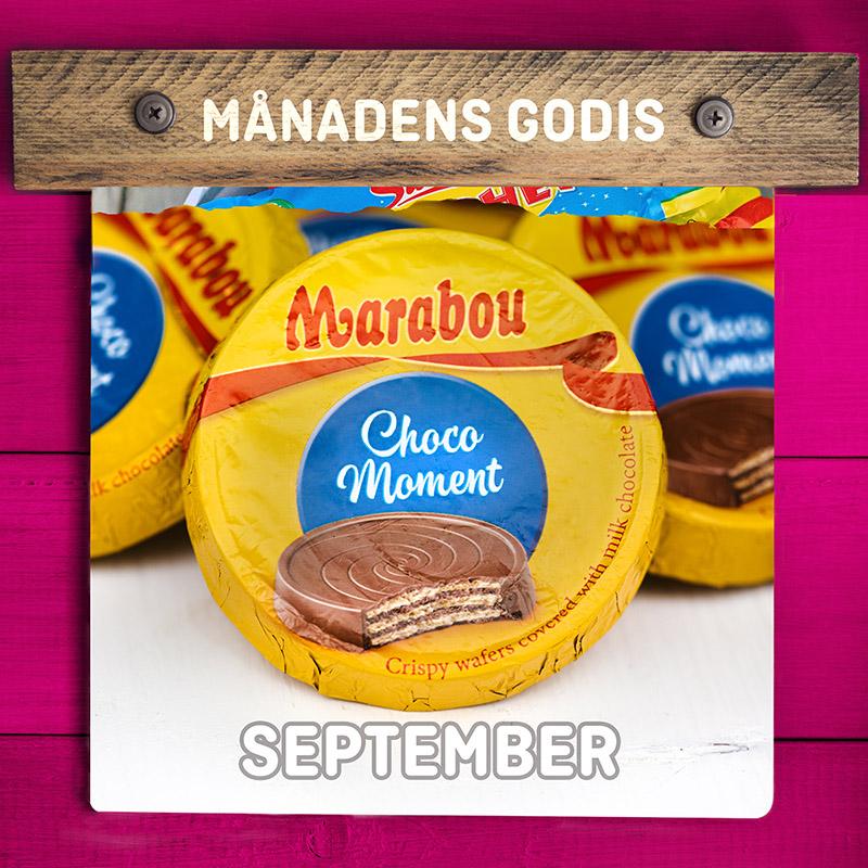 Lär er allt om Choco Moment här!