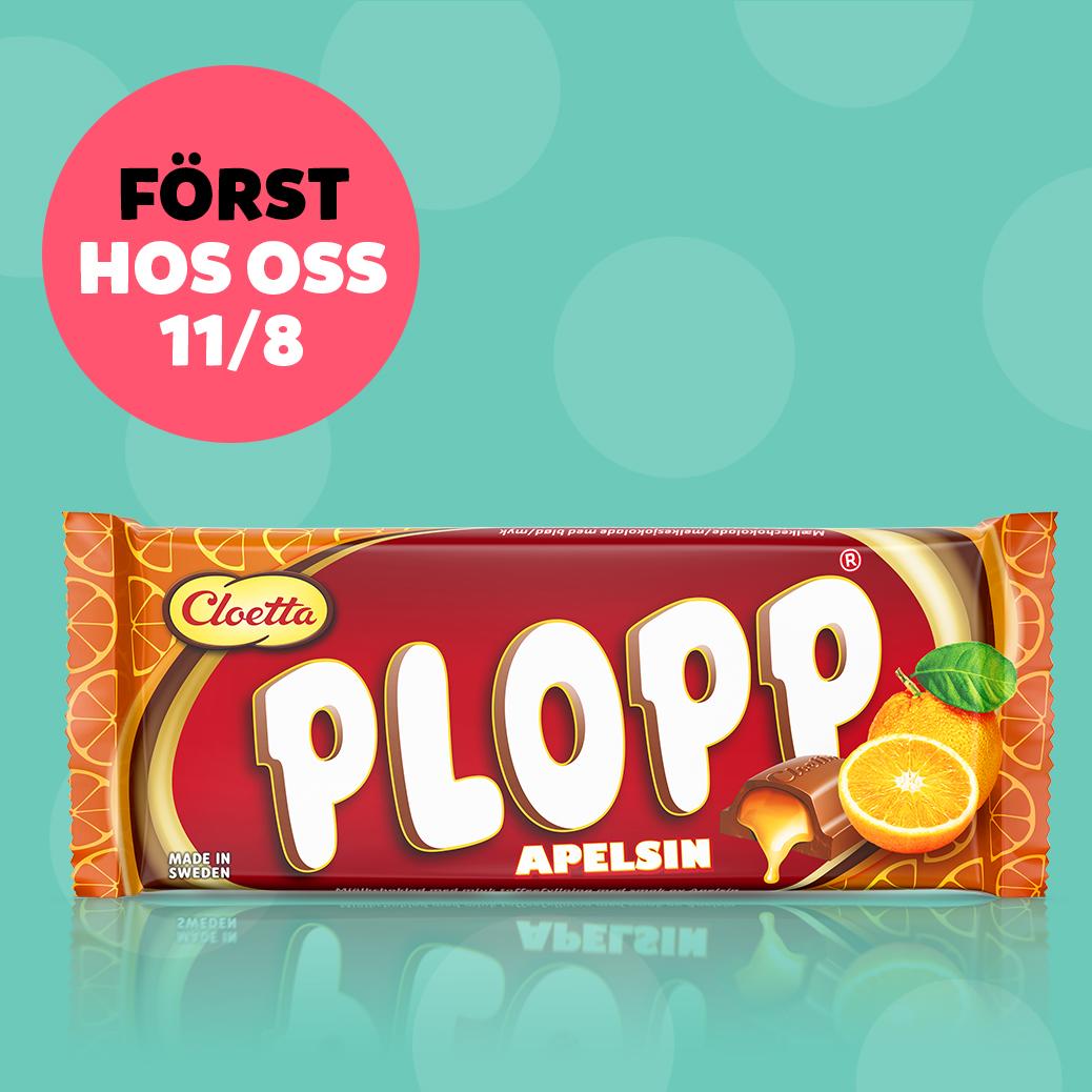 Plopp Apelsin 11/8